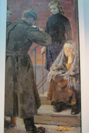 "Евгений Чарский. ""1941 год.Тяжелая осень""."
