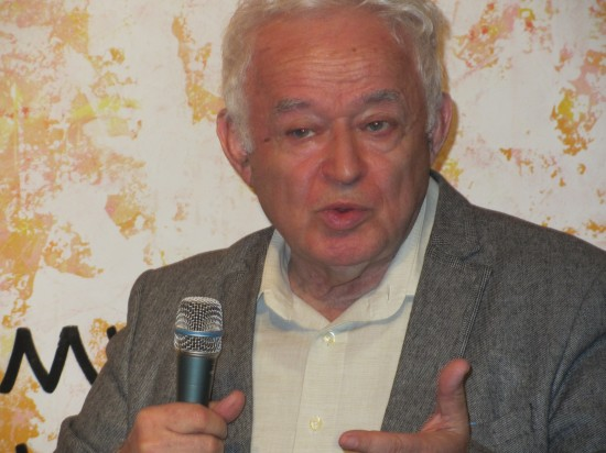 Михаил Литвак. Фото Людмилы Андрейченко