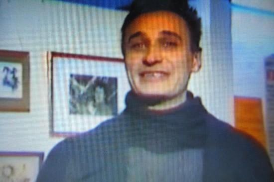 Кто не знает ростовского художника Колю  Гука?