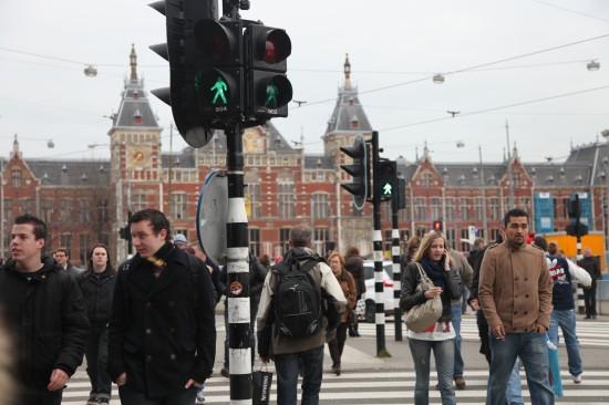фото Галины Пилипенко. Амстердам