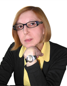 Ирина Хансиварова  Корреспондент