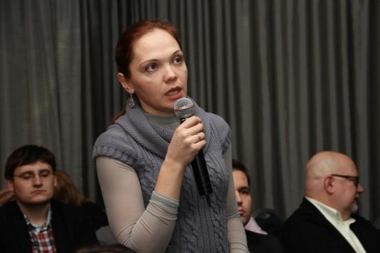 Людмила Грохотова (портал 161.ru)