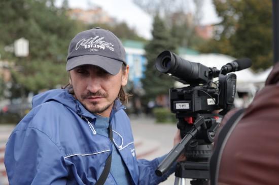 Георгий Ермоленко - режиссирует звуки