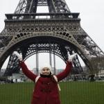 Певица из Ростова с блеском выступила в Париже