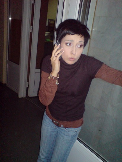 Анна Житенёва. Фотокарточка: Дмитрий Посиделов