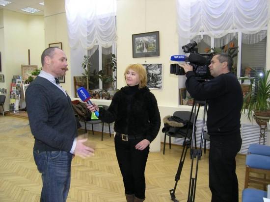 Ростовский художник Игорь Ребров
