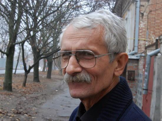 Олег Хаславский. Таганрог, 2012 г.
