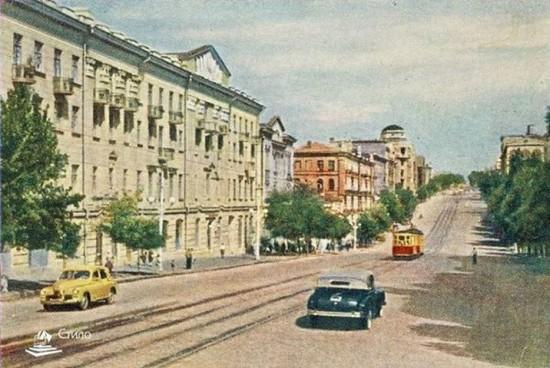Будённовский проспект