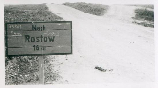 Фашисты Ростов оккупировали два раза  - осенью 1941 года и летом 1942 года.