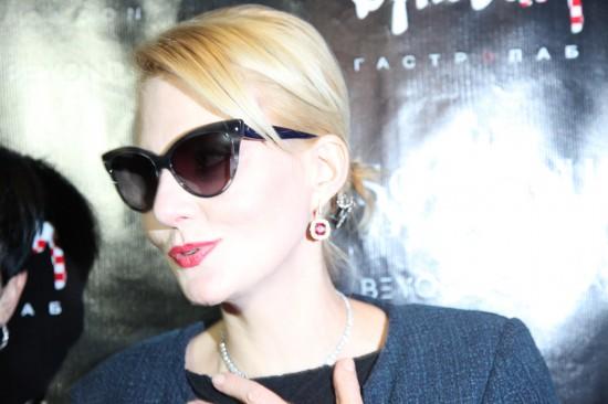 Рената Литвинова. Фото: Галина Пилипенко
