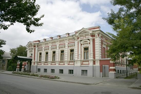 Таганрог, художественный музей