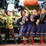 Ростовские  артисты на «Территории мира»