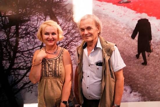 Галина Пилипенко и Игорь Введенский. Фото Миши Малышева