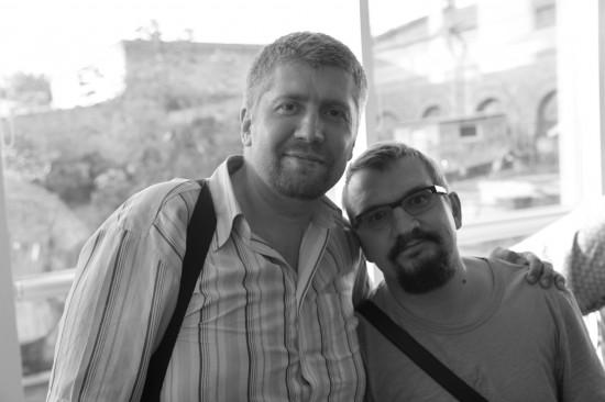 Дмитрий Посиделов сделал фотокарточки