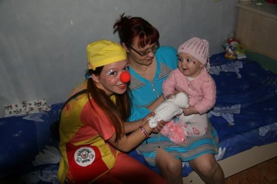 ростовские больничные клоуны