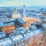 В Ростове появится разноцветный асфальт!