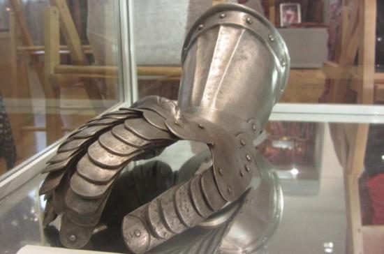 Выставка холодного оружия