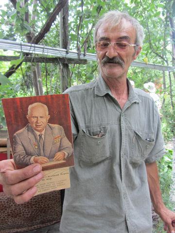 Карапет Сасунян. Фото: Галина Пилипенко