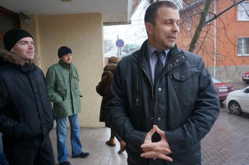 ростовский журналист Сергей Резник