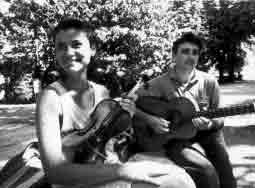 Ива Биттова и Фрэд Фрит - 'Шагни через границу'