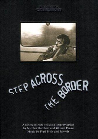 Постер фильма 'Шагни через границу'