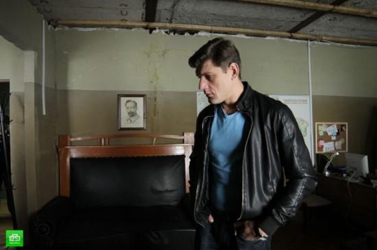 ростовчанин Сергей Борисов