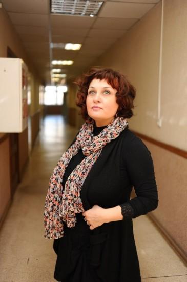 Ирина Сеничева