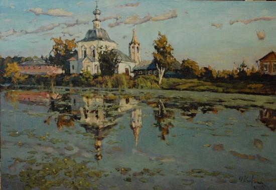 Ирина Минкина, художник