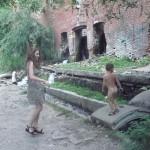 В Ростове ВГИКовцы (с)ходили в туалет и на Парамоновские склады