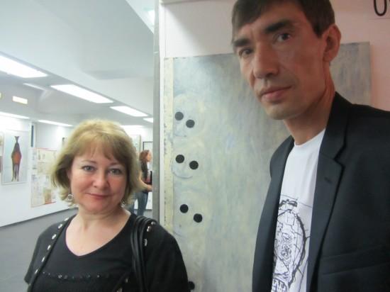 Людмила Андрейченко, Вадим Мурин