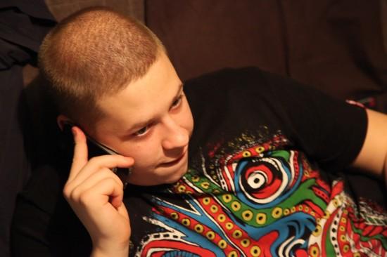 Егор Андрейченко. фотокарточка: Дмитрий Посиделов