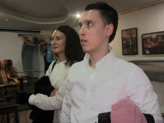 РОСТОВ.ВЫСТАВКА Валерия Барыкина