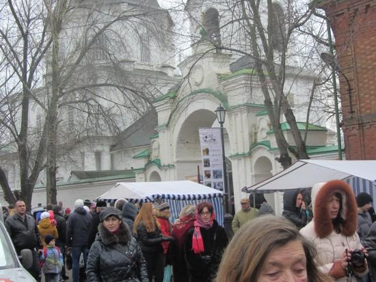 Галина Пилипенко. Масленица в Старочеркасске