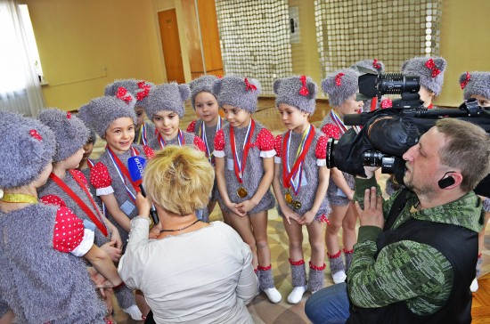 Галина Пилипенко в Galateya Dance Theater