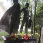 В Ростове появился Высоцкий