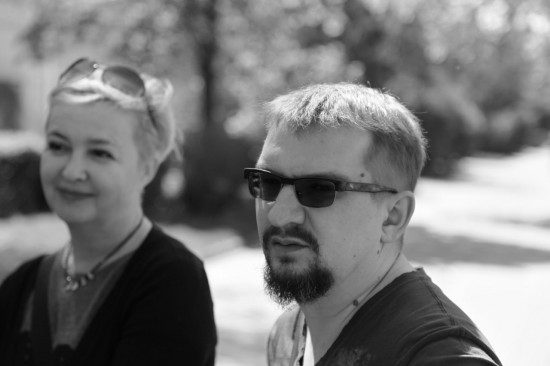 Юлия Дмитриева и Юрий Наумов. Фотокарточка: Дмитрий Посиделов
