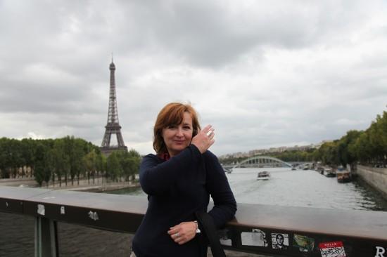 The Eiffel Tower and me Galina Pilipenko. Parisian photos.Башня Эйфеля и я Галина Пилипенко. Парижские фото.