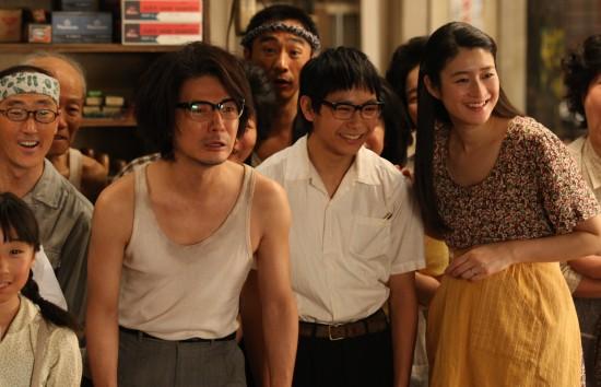 Японское кино. Кадр из картины «Всегда: Закаты на третьей улице - 3»