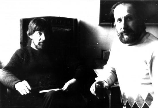 Ромахов В. и Кульченко В. 1980 год