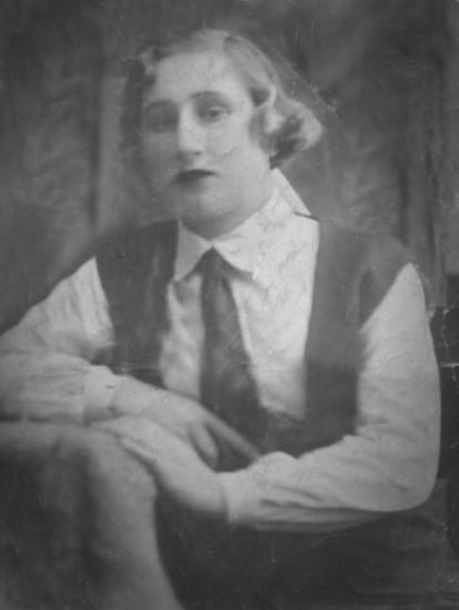 Тётя Валерия Кульченко.