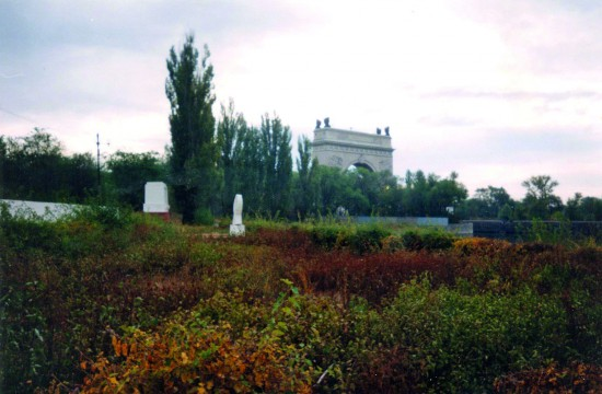 Волго-Донской судоходный канал имени Ленина В.И. Шлюз N13
