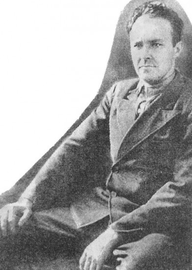 Сергей Корольков. Ростов-на-Дону. 1937 г.