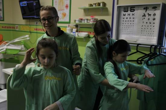 Заслуженный врач «КидБурга» - Семён Маляров