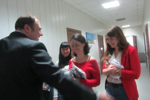 Александр Иванов, Алла Мирская, Марина Луцукина, Елена Маркелова