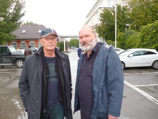 Михаил Задорнов и Павел Яхин