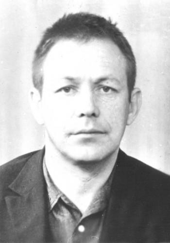 Валентин Соколов. Зэка.