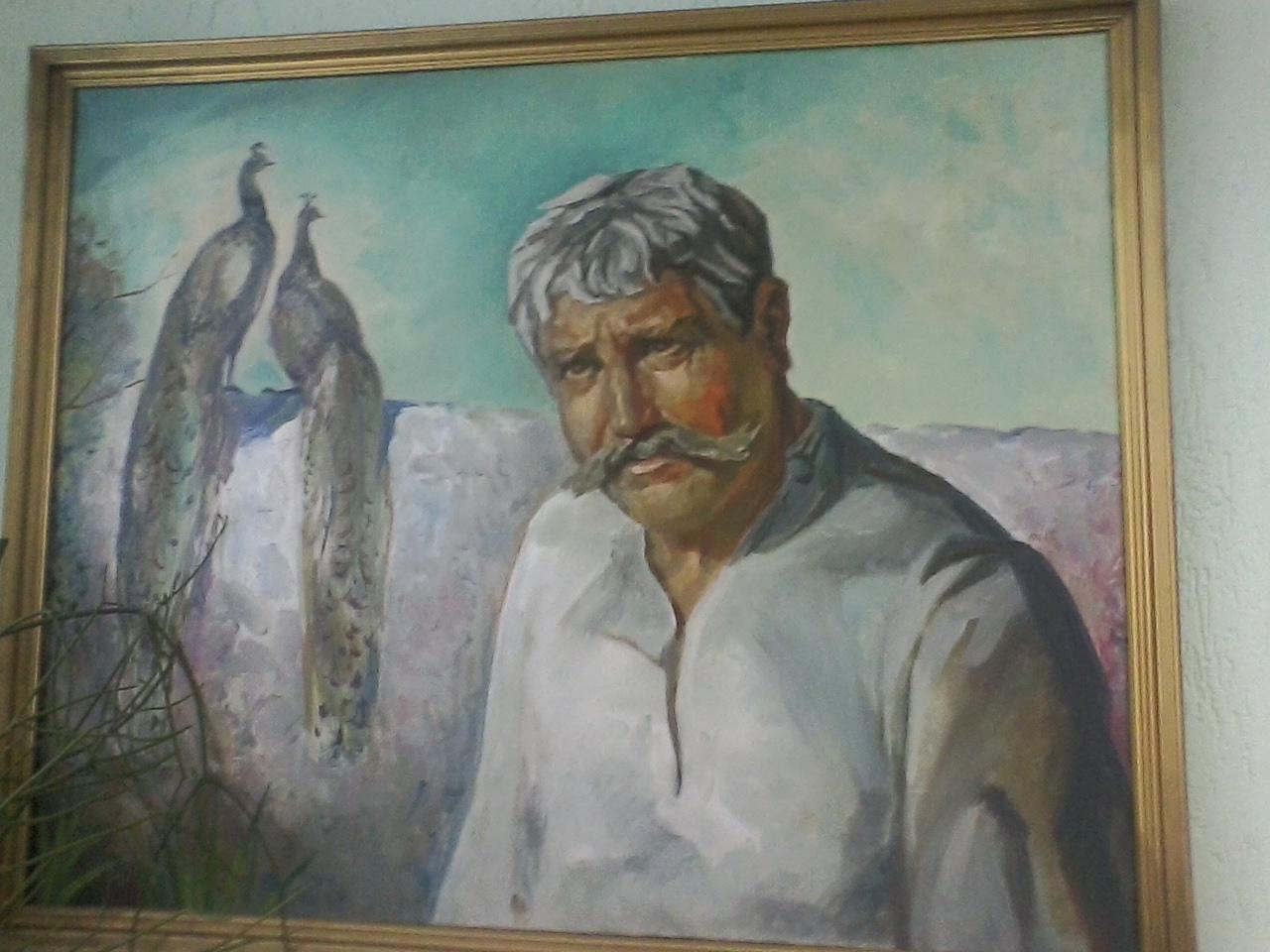 актер Павел Луспекаев. фото: Галина Пилипенко