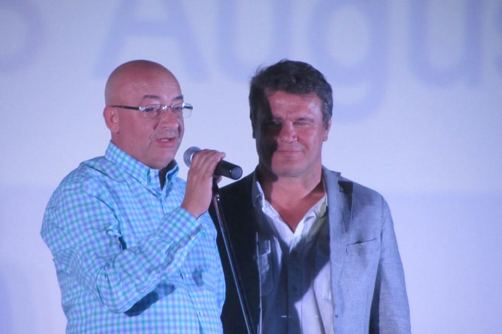 Сергей Багиров и Олег Тактаров. Фото: Галина Пилипенко