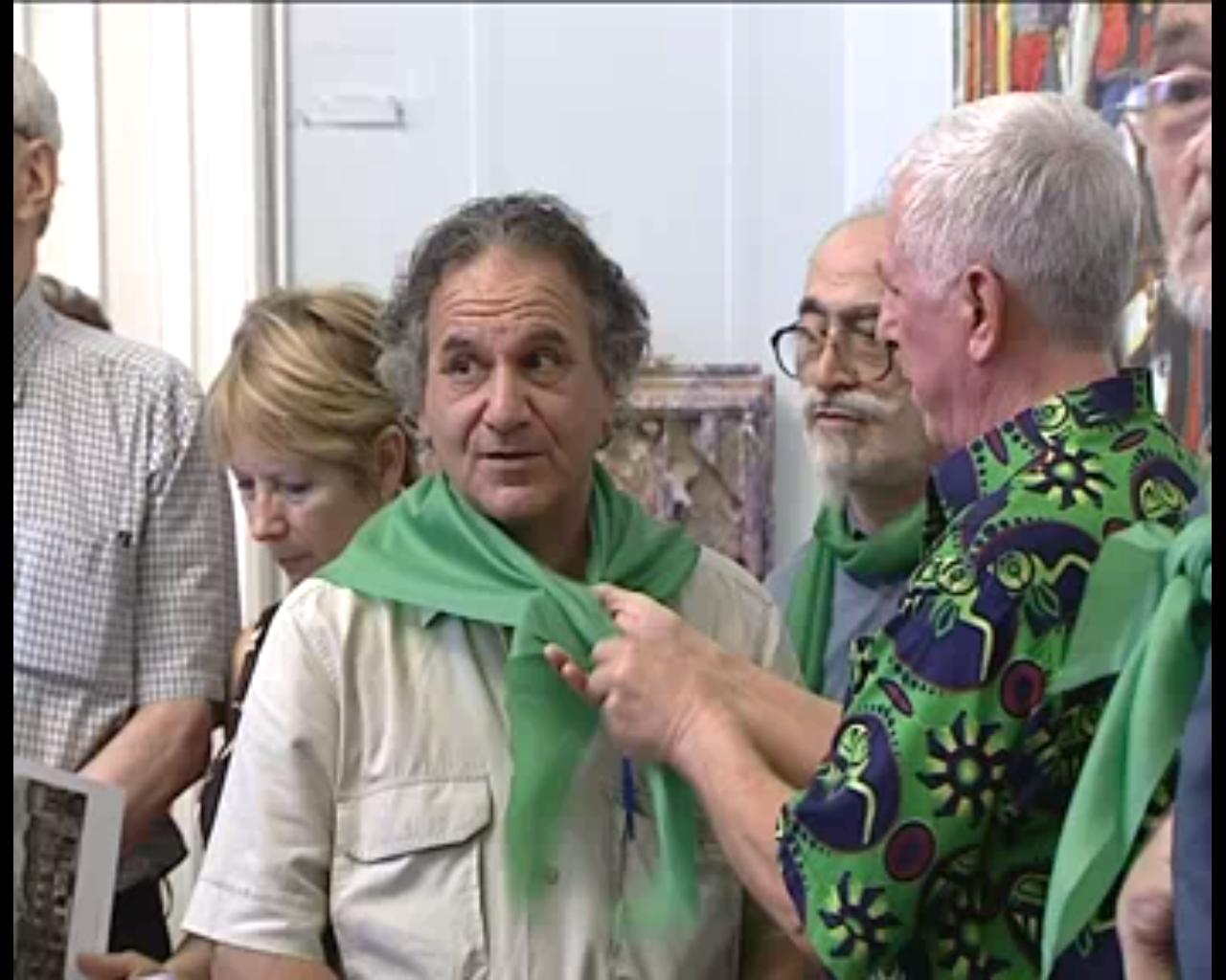 В Ростове открыли «Зелёный остров»