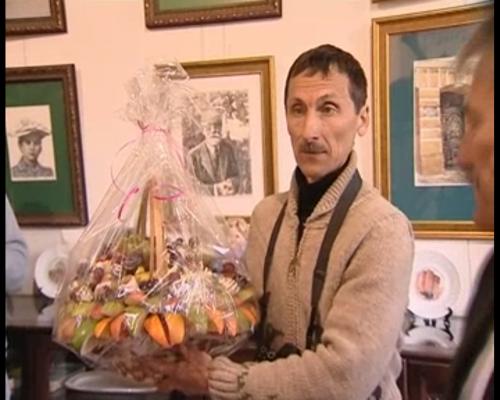 Николай Полюшенко - открытие музея Сабины Шпильрейн в Ростове-на-Дону